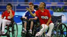 Paralympic Boccia