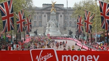 Virgin London Marathon 2015