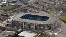 Rugby World Cup: Quarter Final 1 - Twickenham Stadium