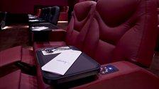 Odeon Whiteleys - The Lounge