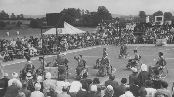 Paralympics History from 1948