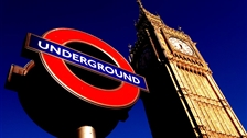 Games Travelcard - The tube at Westminster