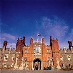 Cycling - Time Trial - Hampton Court Palace