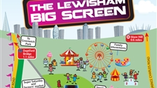The Lewisham Big Screen