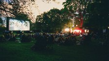 Pop Up Screens: Ravenscourt Park