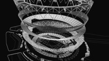 SPORT IN ART: John Soane's Museum - Stadia: Sport and Vision in Architecture by POPULOUS, Olympic