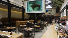 Tramshed by Damien Hirst, 2012