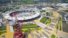 Olympic Venues From The Air - Enjoy a selection of Jason Hawkes' aerial photographs of London's Olympic venues