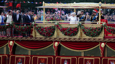 The Diamond Jubilee in Pictures - The Queen