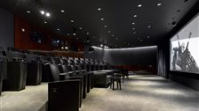 The Cinema at the Bulgari Hotel