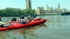 Kayaking & Other Watersports - Kayaking London at Cremorne Riverside Centre