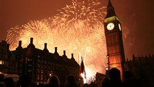 Where to buy fireworks in London
