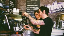 Flagship event of UK Coffee Week