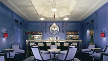 Blue Bar, the Berkeley
