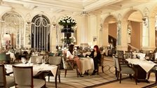 The Reading Room at Claridge's