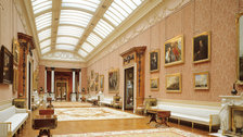 Summer Opening of the State Rooms at Buckingham Palace by Royal Collection Trust & Her Majesty Queen Elizabeth II 2013