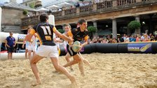 London Beach Rugby - Photo by onEdition