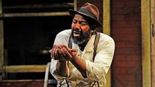 Lenny Henry in Fences at the Duchess Theatre - From 19th June 2013 by Nobby Clark
