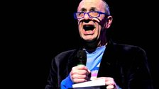 The NATYS Comedy Showcase and Awards Final - Arthur Smith by Angus Forbes