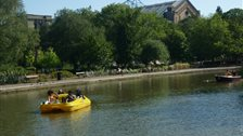 Alexandra Palace Boating Lake