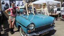 Vauxhall Art Car Boot Fair