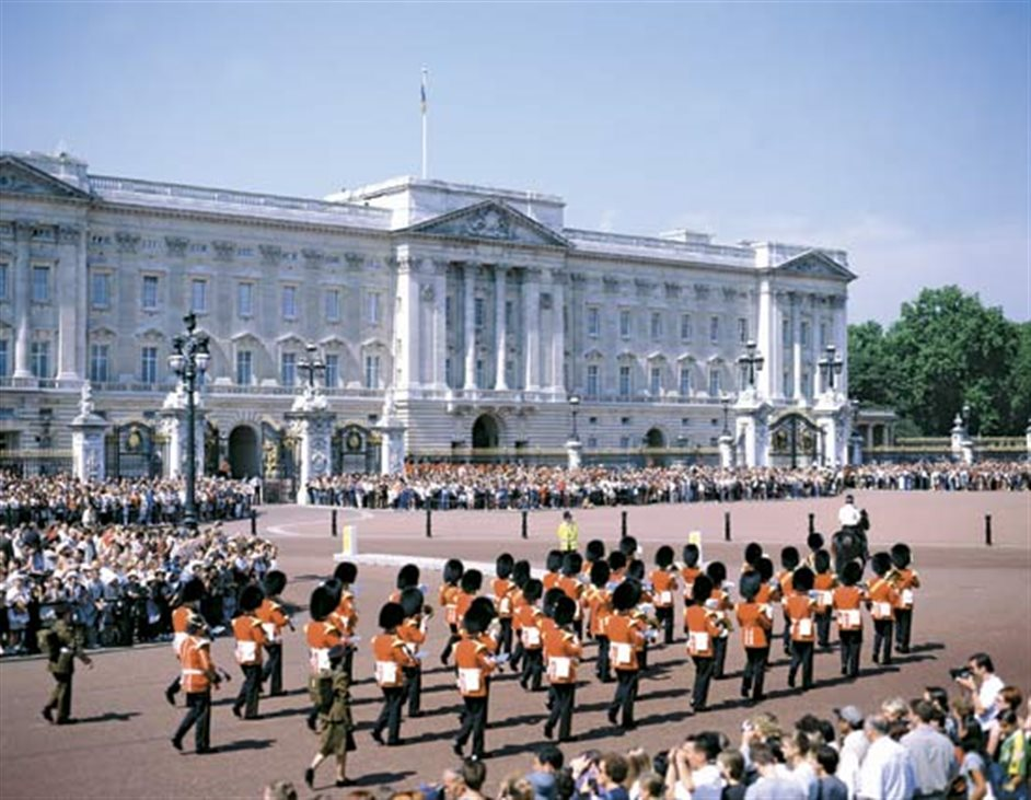 London Ceremonies And Traditions