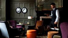 The Coburg Bar, Connaught Hotel