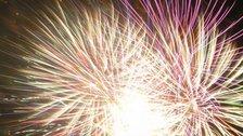 Morden Park Fireworks