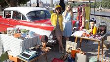 Classic Car Boot Sale - Photo credit: Belinda Lawley