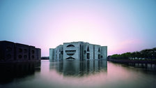 Louis Kahn, National Assembly Dhaka