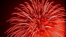 Wimbledon Park Fireworks