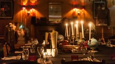 Disappearing Dining Club: NYE Dinner Dance All Nighter