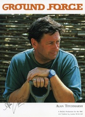 Word/Play - Alan Titchmarsh In 'The Glory Of The Garden'