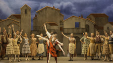 The Royal Ballet: Don Quixote by ROH/Johan Persson, 2013
