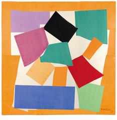 Henri Matisse, The Snail 1953 - (c) Succession Henri Matisse/DACS 2013