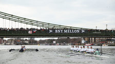 The BNY Mellon Boat Race by Getty Images