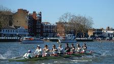 The BNY Mellon Boat Race: Oxford vs Cambridge - The BNY Mellon Boat Race, image by Getty Images