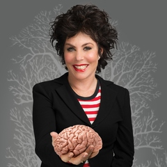 Ruby Wax: Sane New World by Steve Ullathorne