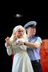 Measure for Measure. - Anna Khalilulina and Alexander Matrosov (c) Sergei Yasir