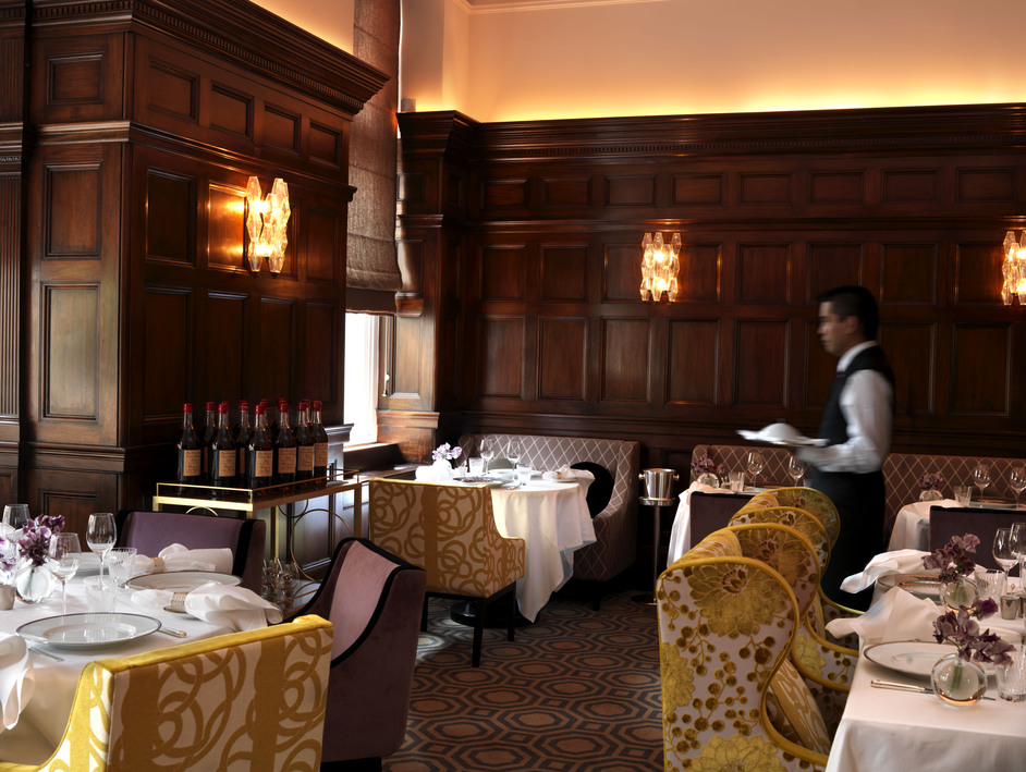 Romantic Restaurants in London London Dining LondonTowncom