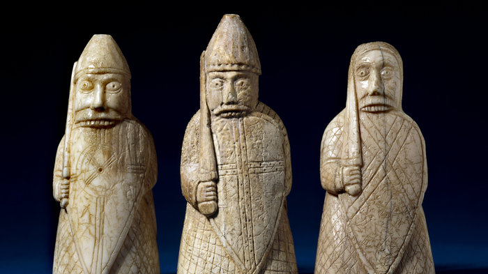 Vikings: Life and Legend - Copyright of The Trustees of the British Museum