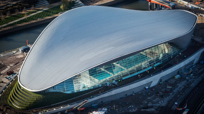 Aquatics Centre - Opens to the public in spring 2014