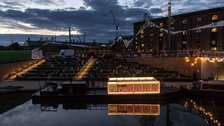 The Floating Cinema on Tour