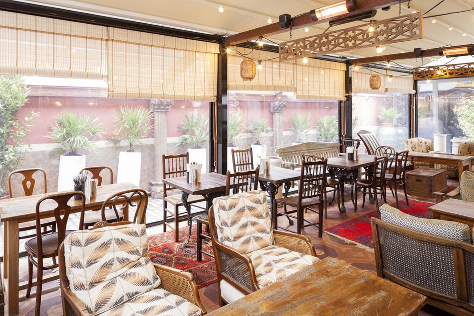 Al fresco food spots in london summer in london londontown malvernweather Images