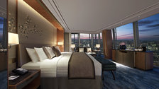 Hotels in London for New Year's Eve