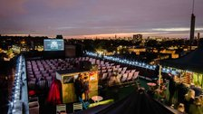 Rooftop Film Club at Bussey Building
