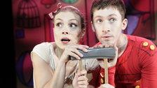 The Tin Soldier: Peut-Etre Theatre