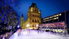 Natural History Museum Ice Rink by Natural History Museum