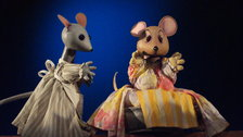 Cindermouse: Little Angel Theatre