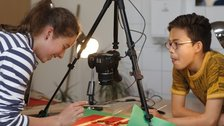 Tricks and Treats Animation Workshop